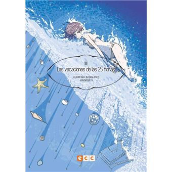 Haruko Ichikawa Omnibus núm 02 de 2: Las vacaciones de las 25 horas