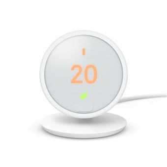 Termostato inteligente Google Nest Thermostat E