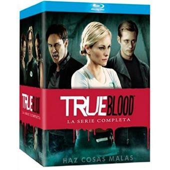 Pack True Blood - Serie completa - Blu-Ray