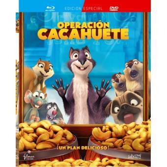 Operación cacahuete - Blu-Ray + DVD