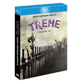 Treme - Temporada 4 - Blu Ray