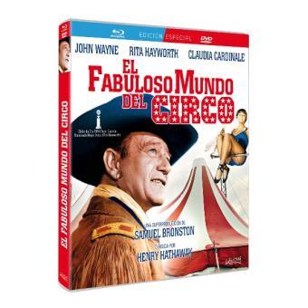 El fabuloso mundo del circo - Blu-Ray + DVD