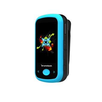 MP4 Bluetooth Sunstech Ibiza 8GB Azul
