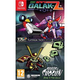 GALAK-Z: The Void / Skulls of the Shogun Bone-A-Fide-Edition Nintendo Switch
