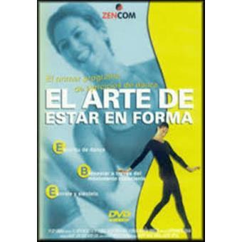 El arte de estar en forma - DVD