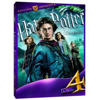 Harry Potter y el cáliz de fuego - Blu-Ray + Libreto