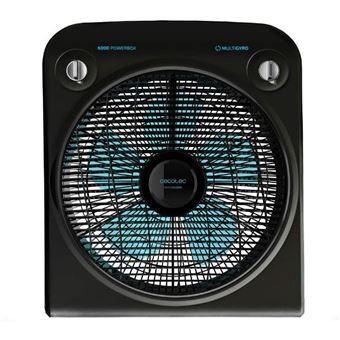 Ventilador de suelo Cecotec EnergySilence 6000 PowerBox