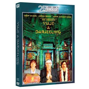 Viaje a Darjeeling -  Ed 25 Aniversario Fox Searchlight - DVD