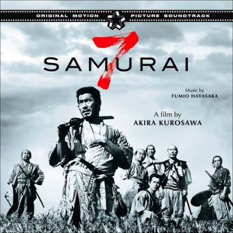 Seven Samurai B.S.O. - Vinilo