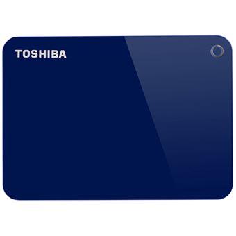 Disco duro portátil Toshiba Canvio Advance 1TB 2,5'' Azul