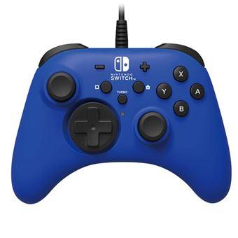 Mando Hori NSW-155U Azul para Nintendo Switch