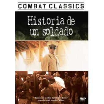 Historia de un soldado - DVD