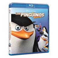 Los pingüinos de Madagascar - Blu-Ray