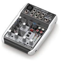 Mesa mezclas Behringer Xenyx Q502 USB