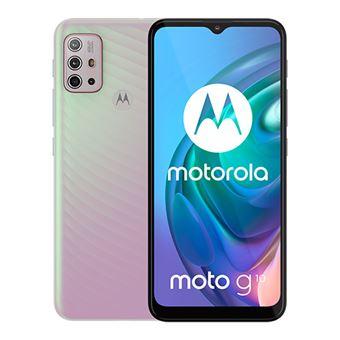 Motorola Moto G10 6,5'' 64GB Blanco perla