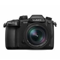 Cámara EVIL Panasonic GH5 + Leica 12-60 mm f/2.8-4.0 ASPH OIS