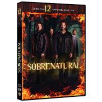 Sobrenatural - Temporada 12 - DVD