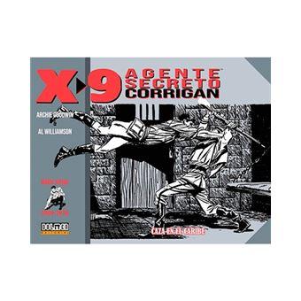 Agente secreto X-9 - Corrigan 1968-1970