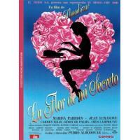 La flor de mi secreto - DVD