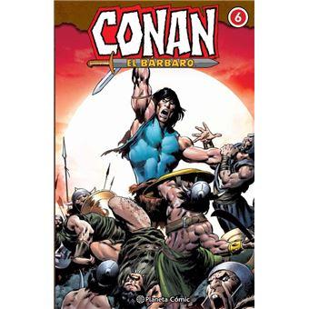 Conan El bárbaro - Integral 6 (de 10)
