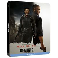 Géminis - Steelbook Blu-Ray