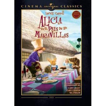 Alicia en el País de las Maravillas V.O.S. - DVD