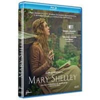 Mary Shelley - Blu-Ray