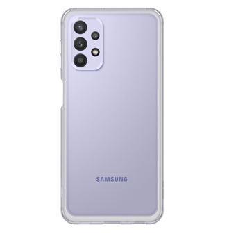 Funda Samsung Soft Clear Transparente para Galaxy A32 5G