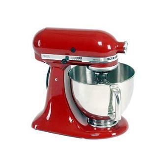 Kitchenaid Robot de Cocina Artisan Color Rojo