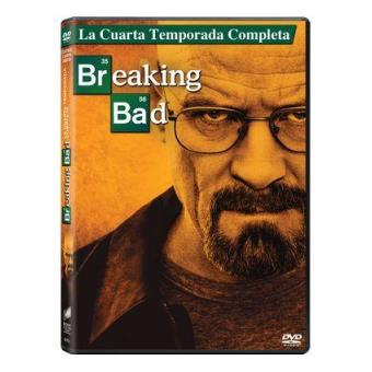 Breaking Bad - Temporada 4 - DVD