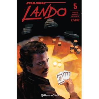 Star Wars. Lando 5