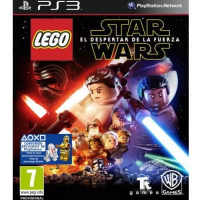 Lego Star Wars El Despertar De La Fuerza Episodio Vii Ps3 Para