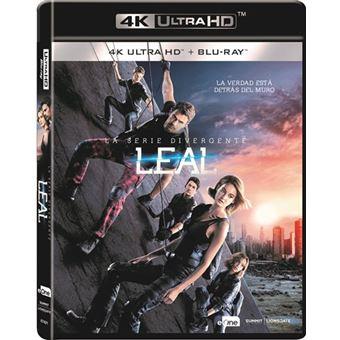 La serie Divergente: Leal - UHD + Blu-Ray