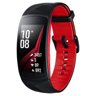 Smartband Samsung Gear Fit2 Pro Rojo - Negro