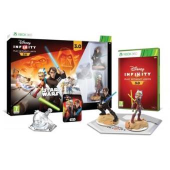 Starter Pack Disney Infinity 3.0: Star Wars XBox 360