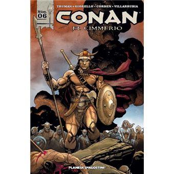 Conan El cimmerio nº 06/17
