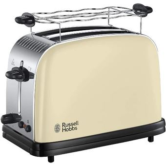 Tostador Russell Hobbs Colours Plus+ Crema