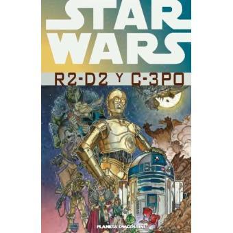 Star Wars. R2D2 y C3PO