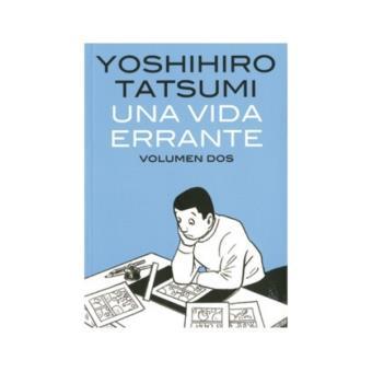 Una vida errante 2. Premio Eisner 2010