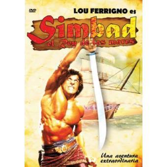 Simbad, el rey de los mares - DVD