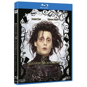 Eduardo manostijeras - Blu-Ray
