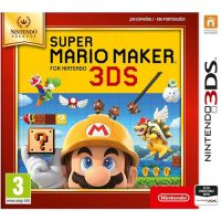 Super Mario Maker Nintendo 3DS