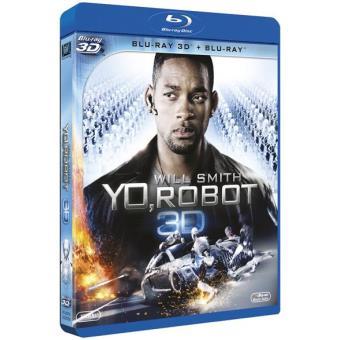 Yo, robot - Blu-Ray + 3D