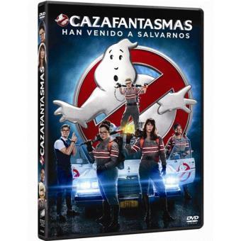 CazafantasmasCazafantasmas - DVD