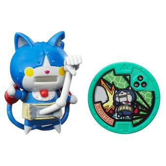 Figura con medalla Yo-Kai Watch Robonyan