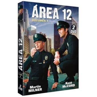 Área 12  Temporada 1 - DVD