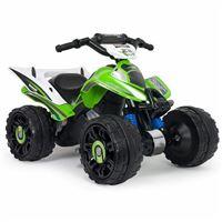 Injusa - Quad Kawasaki ATV 12V