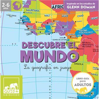 Descubre El Mundo La Geografia En Juego 5 En Libros Fnac