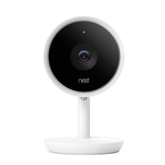 Cámara de vigilancia Google Nest Cam IQ Indoor