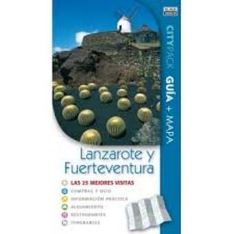 Lanzarote y Fuerteventura citypack